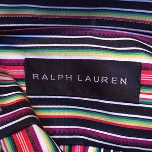 Ralph Lauren Black Label Made in Italy dress shirt